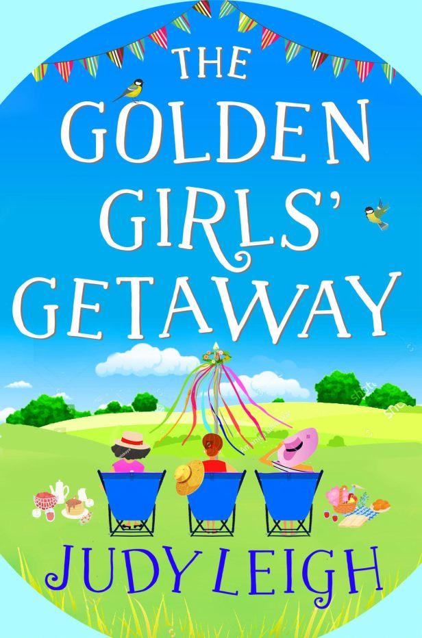 The Golden Girls' Getaway cover